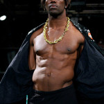 Terrell Owens Hits the Runway at Fashion Week