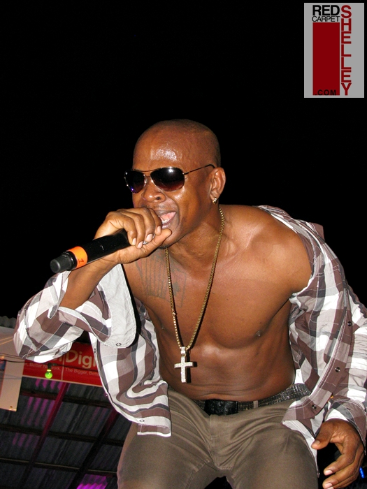 Mr. Vegas Rocks the Crowd at Nevis Culturama 2010