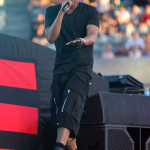 Jay-Z Performs At Patersons Stadium In Perth