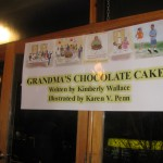 'Grandma's Chocolate Cake' Book Launch in Brooklyn, New York