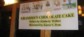 Grandma's Chocolate Cake Launches