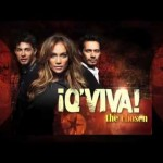 Jennifer Lopez, Marc Anthony and Jamie King Go Live With Q'Viva