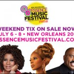 The 2012 ESSENCE Music Festival Announces All-star Gospel Tribute to Honor Mary Mary and Fred Hammond