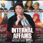 "Riveting Gospel Stage Play ""Internal Affairs"" hits Broadway in NYC"