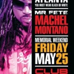 Machel Montano Returns to Atlanta for 'Ladies First' on Friday, May 25