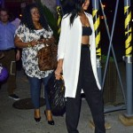 Rihanna Takes Out Mom for Mother's Day