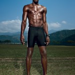 Usain Bolt Featured In Vogue Magazine