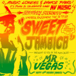 Mr Vegas' Double Disc Album 'Sweet Jamaica' is a Smash!
