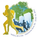 WRFG's 5K Freedom Run Tomorrow, June 16 – Its Not Too Late to Run for Freedom!
