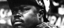 Among the more prominent was Marcus Garvey.