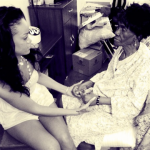 Rihanna Grandmother Passes Away from Cancer – RIP Gran Gran Dolly