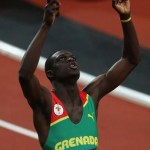 Grenada's Kirani James Wins Gold in the 400 meter!!