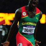 Grenada's Golden Boy Kirani James Returns Home