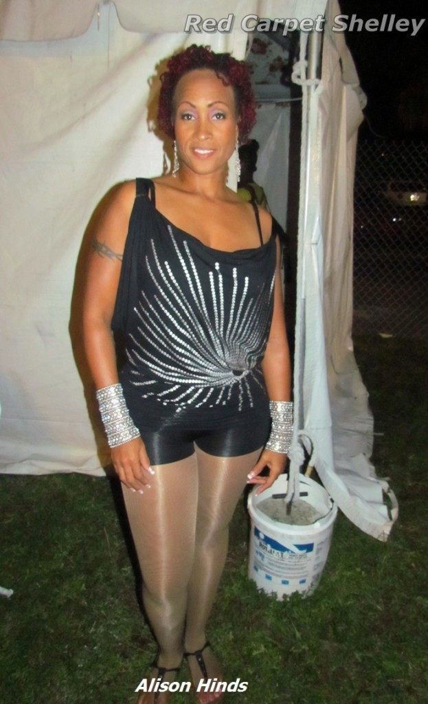 Soca Queen Alison Hinds