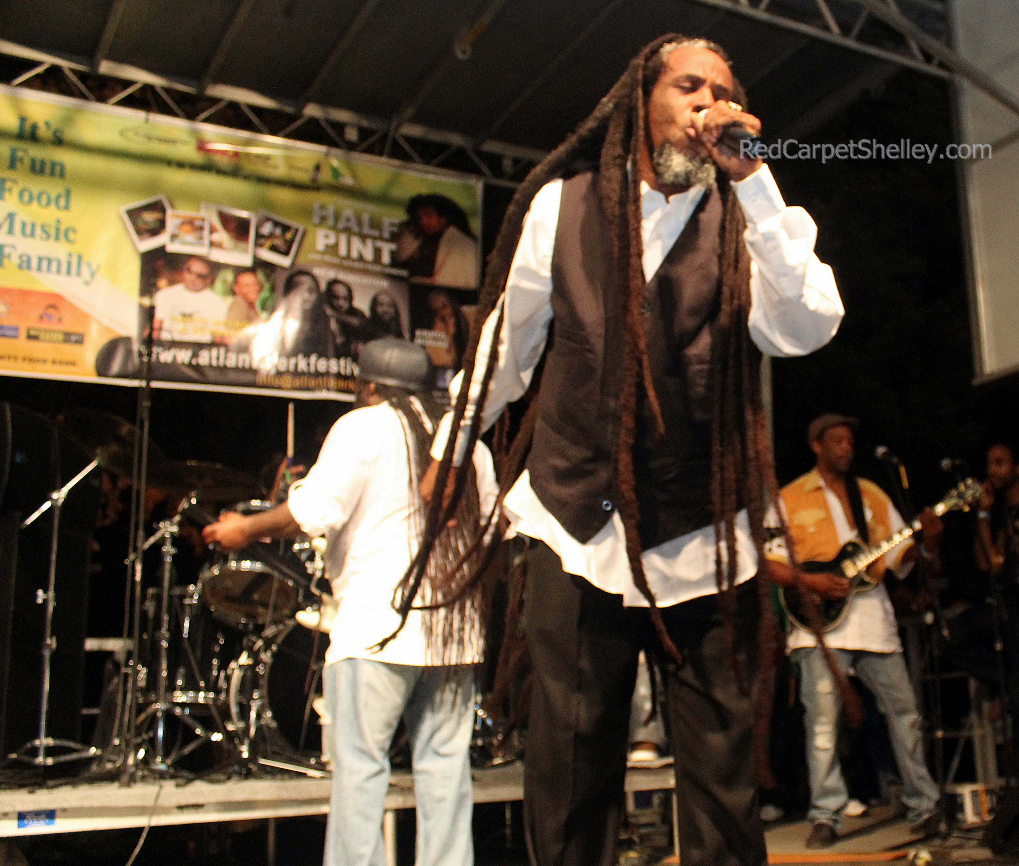 Half Pint Performs at the 7th Annual Grace Atlanta Caribbean Jerk Festival
