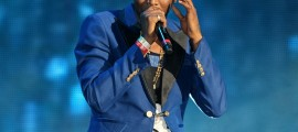 Konshens Performs at Reggae Sumfest 2012
