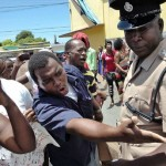 Jamaican Policeman Charged with Killing Pregnant Woman While Trying to Arrest Her for Cursing