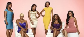 Season 5 Cast of 'Real Housewives of Atlanta'
