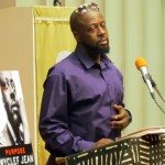 Wyclef Jean Closes the Doors at Yele Haiti