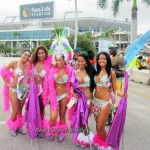 (Video & Pics) Miami Bacchanal Commences in South Florida