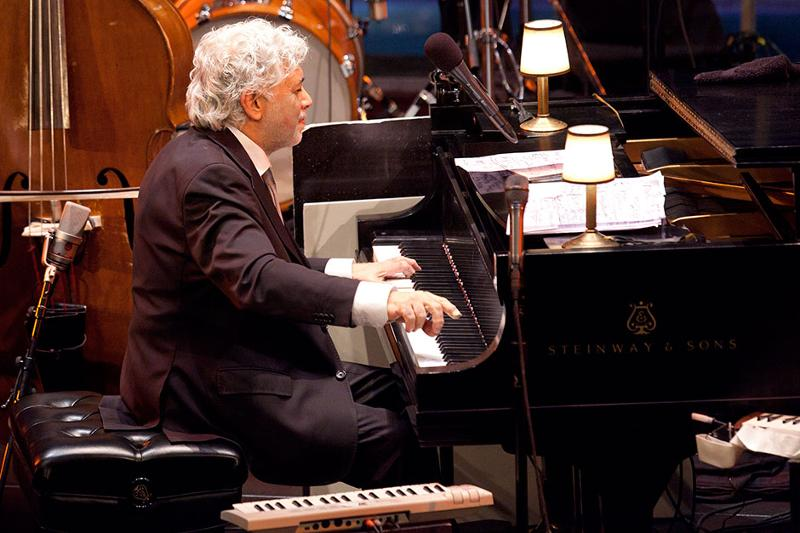 Jazz Pianist Monty Alexander was born in Jamaica