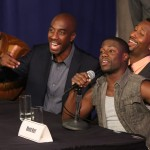 "Kevin Hart, Nick Cannon, Boris Kodjoe, Duane Martin, J.B. Smoove and Robin Thicke Star in the Fakest Reality Show Ever – ""Real Husbands of Hollywood,"""