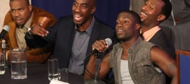 """Real Husbands of Hollywood,"" New Series Debuts Tuesday, January 15, 2013 @ 10 P.M. EST/PST on BET.  (PRNewsFoto/BET Networks)"