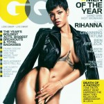 "Rihanna Graces the Cover of GQ ""Men of the Year"" Issue"