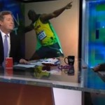 Usain Bolt Tells Pierce Morgan He's Single
