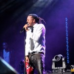 (VIDEO) Machel Montano, Alison Hinds, Morgan Heritage, Mr. Vegas Catch Caribbean Fever at Barclays Center!