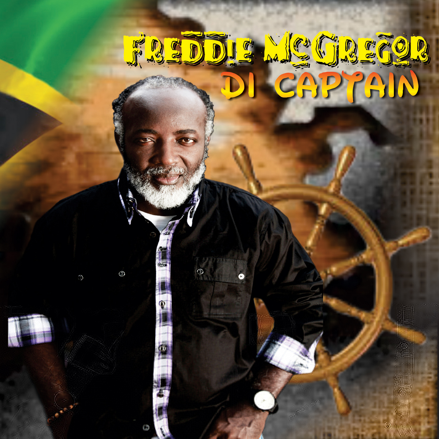 Freddie McGregor 'Di Captain' Album Releases Jan 29