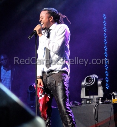 Machel Montano will defend his Soca Monarch titles on Friday Feb. 8,  2013