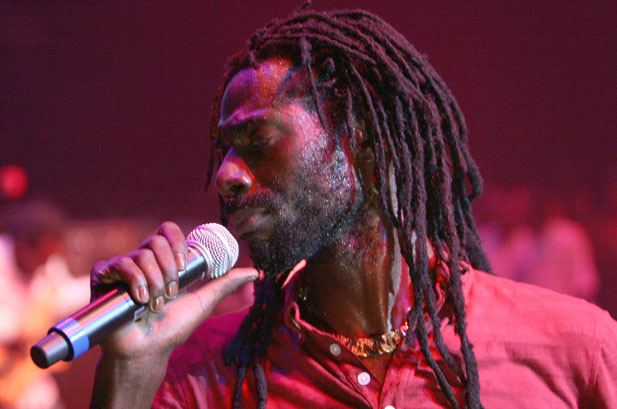 Buju Banton is currently serving a 10 year sentence for drug conspiracy