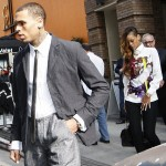 Rihanna Stands By Her Man and Goes to Court with Chris Brown