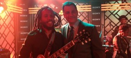 Ziggy Marley Performs on Jimmy Kimmel Live