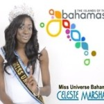 Miss Universe Bahamas Celeste Marshall named Grand Marshall for 2013 Atlanta Caribbean Carnival