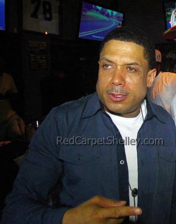 Benzino Hosts Love & Hip Hop Season 2 Premiere Party