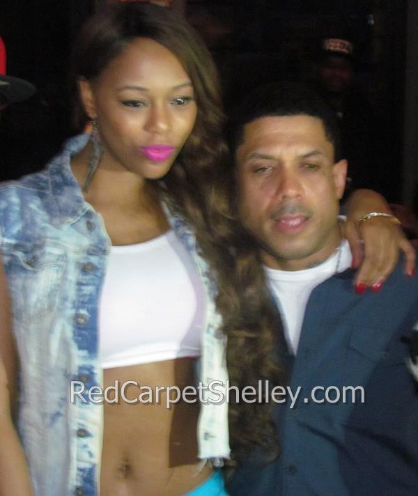 Benzino and Bambi get cozy...AGAIN...