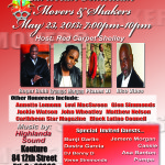 Caribbean American Movers and Shakers Networking Series – May 23