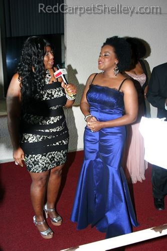 IRAWMA Host, Etana Speaks with Red Carpet Shelley