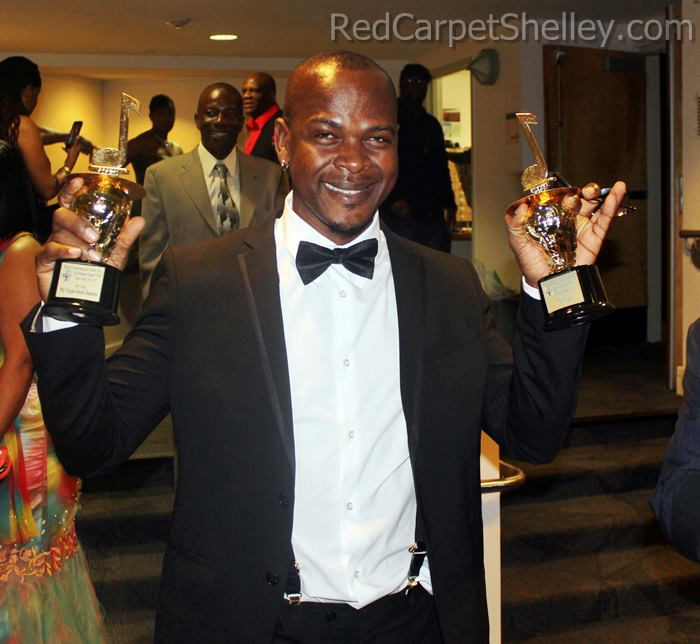 Mr. Vegas Takes Home Two IRAWMA Awards