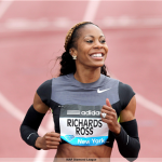 Olympic Gold Medalist Sanya Richards-Ross Withdraws From Adidas Grand Prix Today