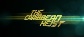 Eric Williams of Basketball Wives Stars in 'The Caribbean Heist'