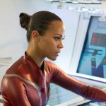 MOVIE TRAILER:  Zoe Saldana Starring in 'Star Trek Into Darkness' – In Theaters May 17