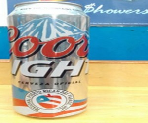 Coors pulls Puerto Rican Beer Can after Community Outrage