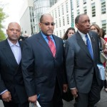 Guyanese-American State Senator John Sampson of Brooklyn Surrenders to FBI on Charges of Embezzlement and Obstruction of Justice