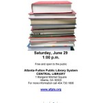 Celebrate Local Atlanta Caribbean Authors – Sat. Jun 29