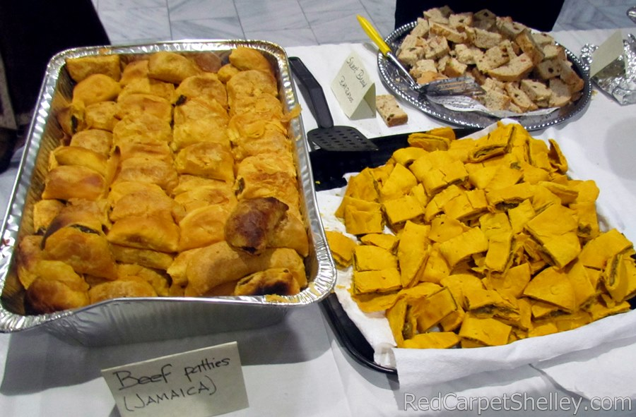 Caribbean food was served up for the Caribbean American Heritage Month celebration in Atlanta