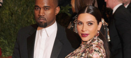 Kanye West and Kim Kardashian give birth