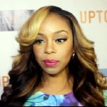 VIDEO:  Shay Johnson of Love & Hip Hop Atlanta Talks About Scrappy 'I Love That Man'